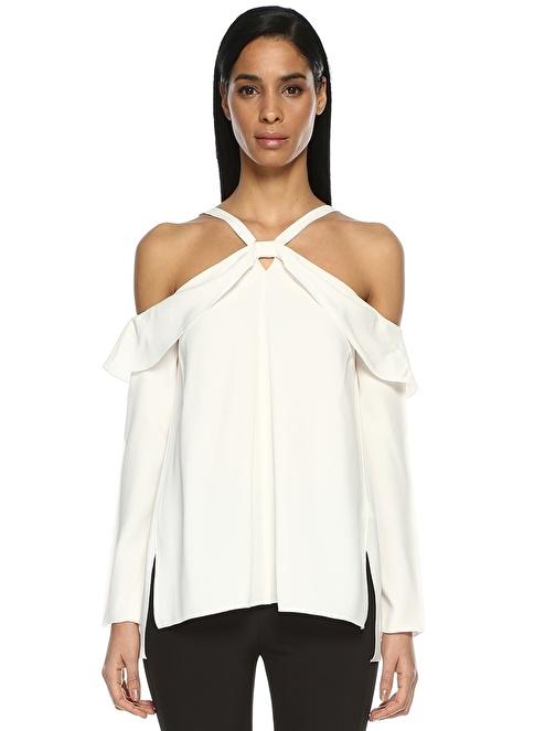 Proenza Schouler Bluz Beyaz